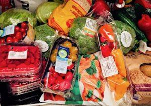 gesund einkaufen ernährung essen