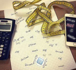 mit kalorienzählen aufhören