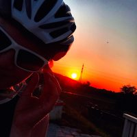 training morgens ausdauertraining rad fahren